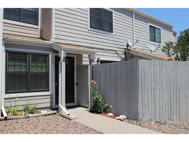 7843 W 87th Drive, Arvada, CO 80005 (MLS #2441966) :: 8z Real Estate