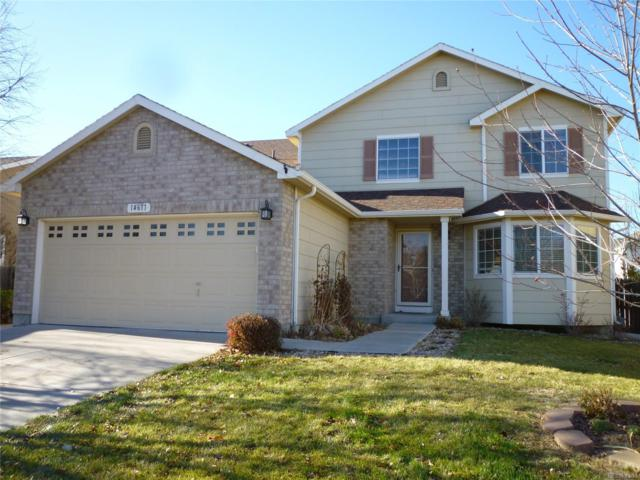 14611 Gaylord Street, Thornton, CO 80602 (#2442011) :: The Heyl Group at Keller Williams