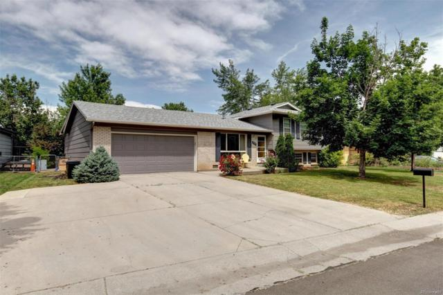 9559 W Eureka Place, Lakewood, CO 80227 (#2442530) :: My Home Team