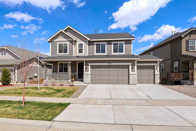 11152 Endeavor Drive, Parker, CO 80134 (#2442607) :: Venterra Real Estate LLC