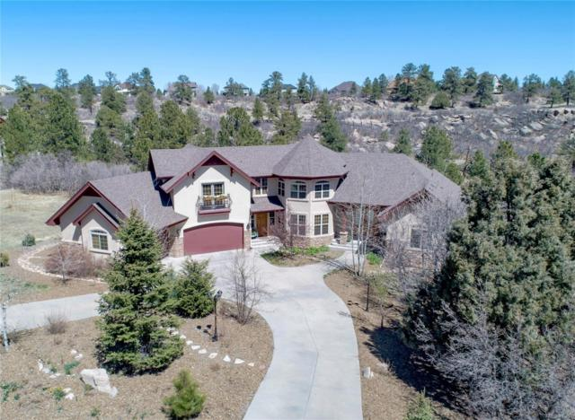 6361 Lost Canyon Ranch Road, Castle Rock, CO 80104 (#2442762) :: The Griffith Home Team