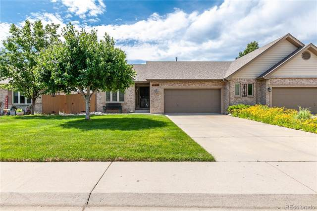 10880 W 45th Avenue, Wheat Ridge, CO 80033 (#2442860) :: The DeGrood Team