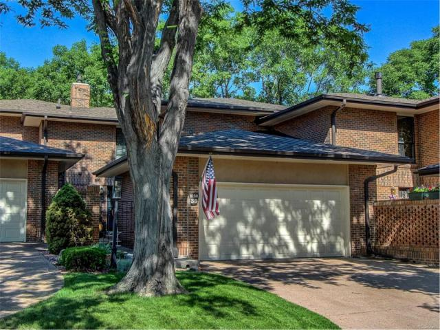 6150 W Mansfield Avenue #39, Denver, CO 80235 (MLS #2443173) :: 8z Real Estate