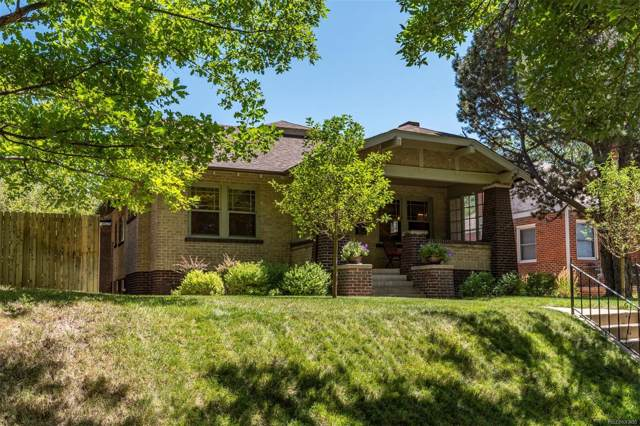 610 Fillmore Street, Denver, CO 80206 (MLS #2443404) :: 8z Real Estate