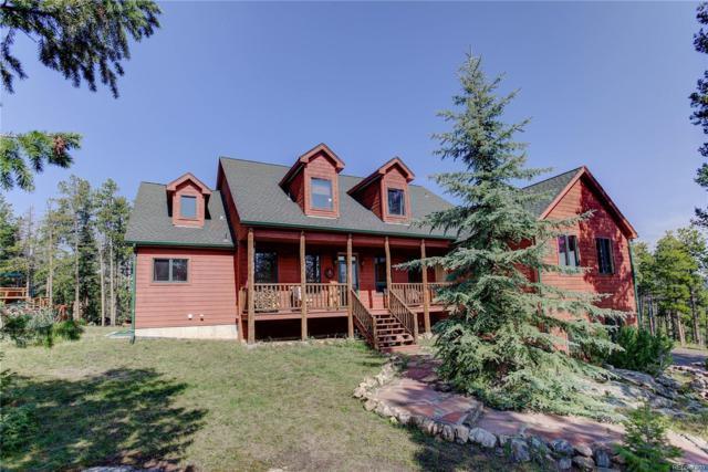 7737 Centaur Drive, Evergreen, CO 80439 (#2443523) :: Wisdom Real Estate