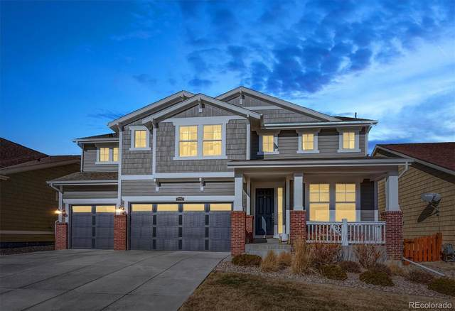 17753 W 84th Drive, Arvada, CO 80007 (#2443596) :: HomeSmart