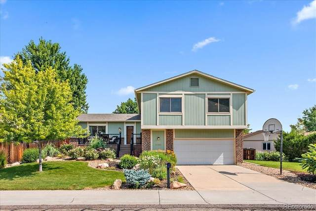 13527 W 67th Way, Arvada, CO 80004 (#2443784) :: The Griffith Home Team