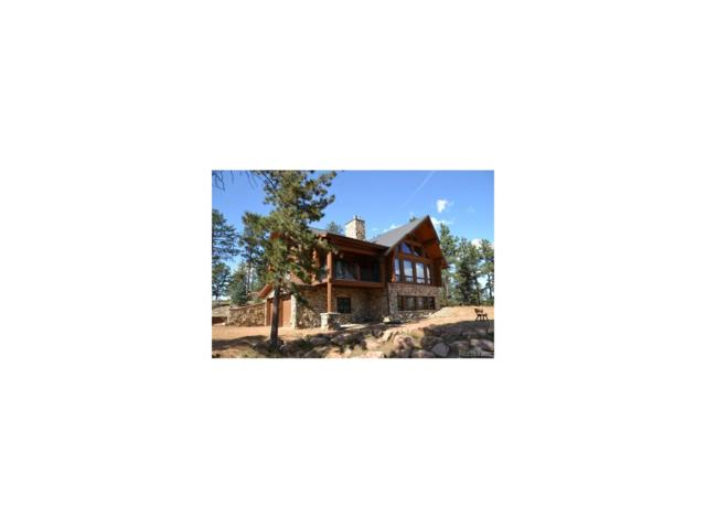 2216 County 46 Road, Florissant, CO 80816 (MLS #2443991) :: 8z Real Estate