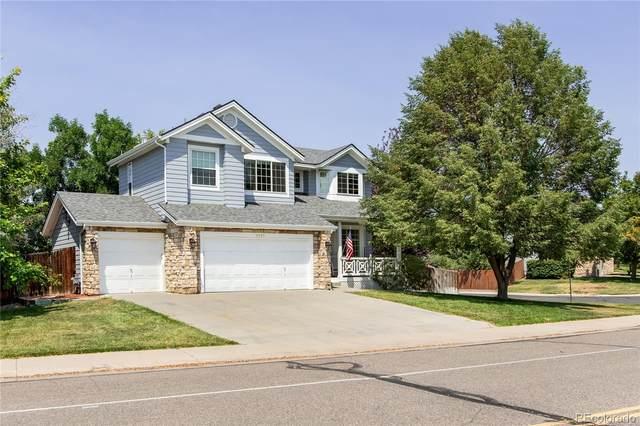 4481 Cottonwood Lakes Boulevard, Thornton, CO 80241 (MLS #2444103) :: Kittle Real Estate