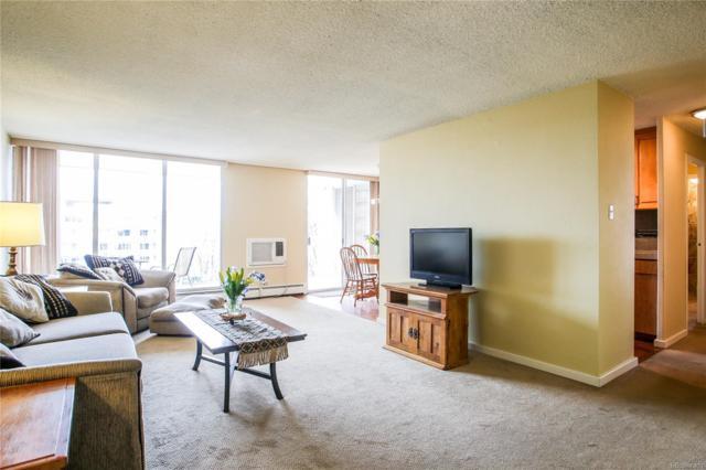 4800 Hale Parkway 702N, Denver, CO 80220 (#2444382) :: 5281 Exclusive Homes Realty