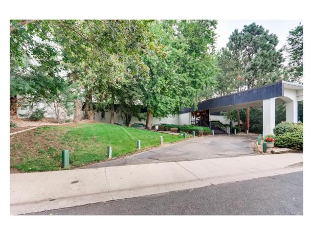 2375 S Linden Court #115, Denver, CO 80222 (MLS #2444492) :: 8z Real Estate