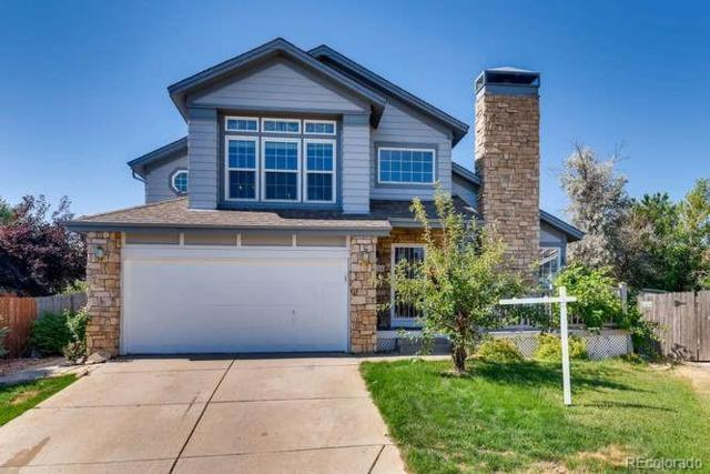5546 S Danube Way, Centennial, CO 80015 (#2444519) :: Colorado Team Real Estate