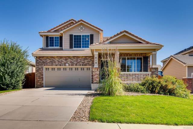 410 Tumbleweed Drive, Brighton, CO 80601 (MLS #2444600) :: 8z Real Estate