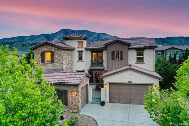 2395 S Lupine Street, Lakewood, CO 80228 (MLS #2444671) :: 8z Real Estate