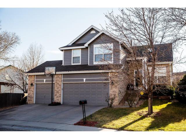 3176 E 105th Place, Northglenn, CO 80233 (MLS #2444766) :: 8z Real Estate
