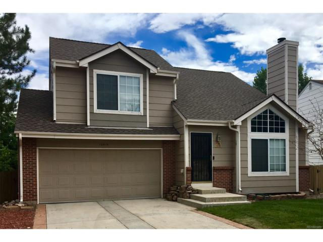 10414 Strasburg Way, Parker, CO 80134 (MLS #2444831) :: 8z Real Estate