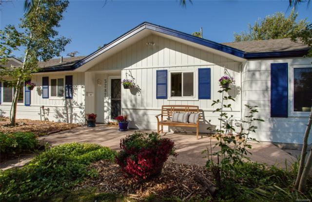 3287 S Forest Street, Denver, CO 80222 (#2445639) :: The Peak Properties Group