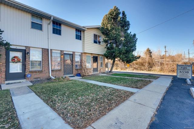 6550 W 14th Avenue #8, Lakewood, CO 80214 (#2446221) :: The City and Mountains Group