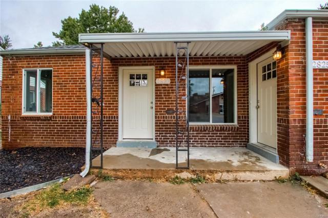 2825 N Harrison Street, Denver, CO 80205 (MLS #2446276) :: 8z Real Estate
