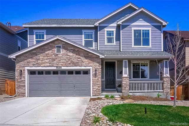 7609 Blue Water Drive, Castle Rock, CO 80108 (#2446806) :: The DeGrood Team