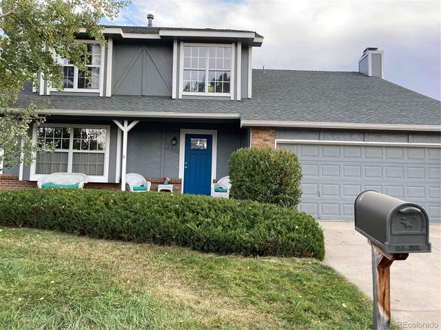 13802 W 66th Way, Arvada, CO 80004 (#2447021) :: The Harling Team @ Homesmart Realty Group