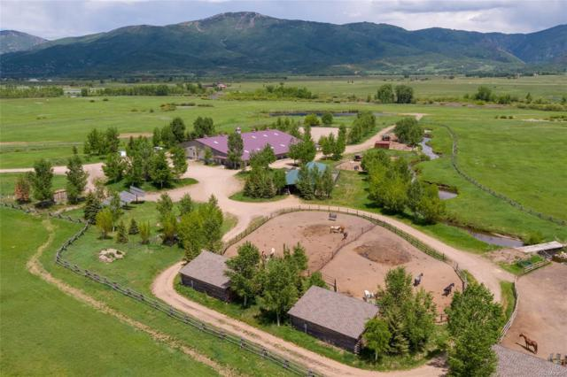 000 County Road 14, Steamboat Springs, CO 80487 (#2447148) :: The HomeSmiths Team - Keller Williams