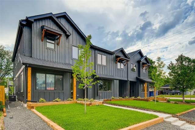 4507 S Acoma Street, Englewood, CO 80110 (#2447889) :: The HomeSmiths Team - Keller Williams