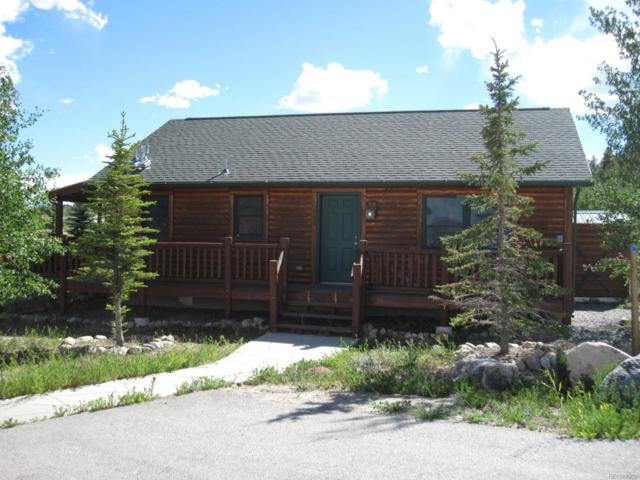268 Fuller Drive C, Fairplay, CO 80440 (MLS #2447944) :: 8z Real Estate