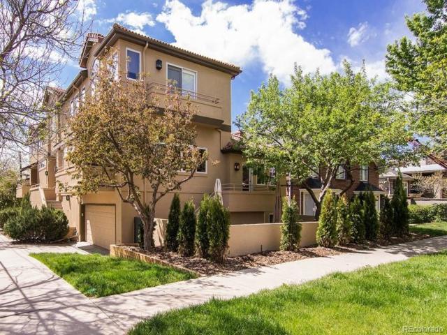 301 Madison Street, Denver, CO 80206 (#2448025) :: The Healey Group