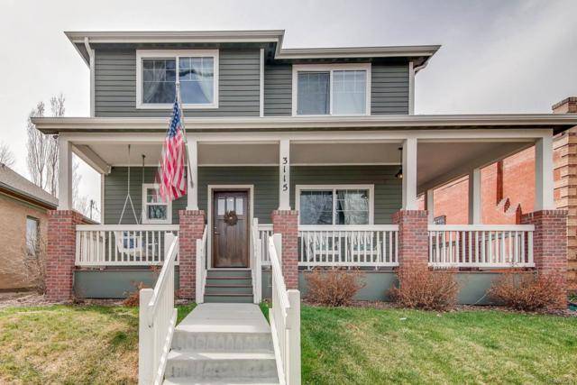 3115 N Race Street, Denver, CO 80205 (#2448047) :: The Peak Properties Group