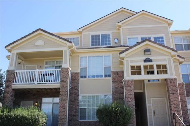 5723 N Gibralter Way 4-308, Aurora, CO 80019 (MLS #2448238) :: 8z Real Estate