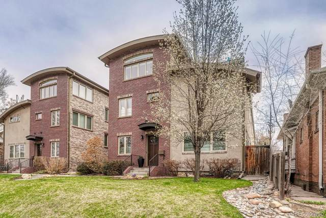 510 University Boulevard, Denver, CO 80206 (#2448505) :: Kimberly Austin Properties