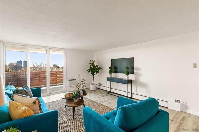 1029 E 8th Avenue #502, Denver, CO 80218 (#2448545) :: Wisdom Real Estate