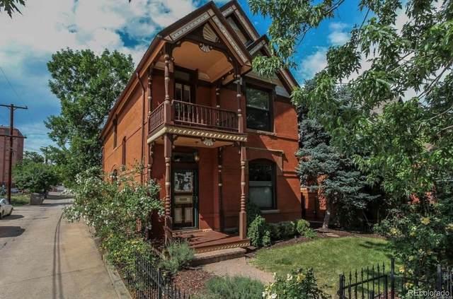 2117 W 28th Avenue, Denver, CO 80211 (MLS #2448598) :: Kittle Real Estate