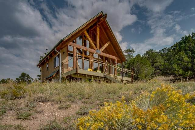10955 County Road 255, Westcliffe, CO 81252 (#2448614) :: My Home Team
