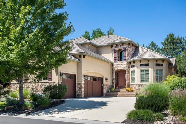 46 Brookhaven Drive, Littleton, CO 80123 (#2448758) :: The DeGrood Team
