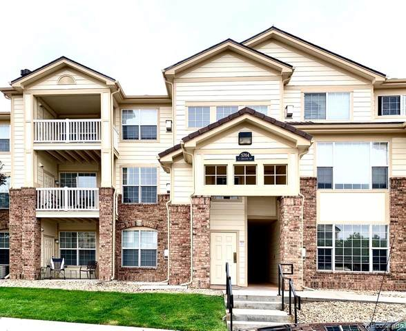 5704 N Gibralter Way 7-305, Aurora, CO 80019 (MLS #2448760) :: Kittle Real Estate
