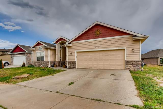 6310 W 13th Street Drive, Greeley, CO 80634 (MLS #2449014) :: Bliss Realty Group