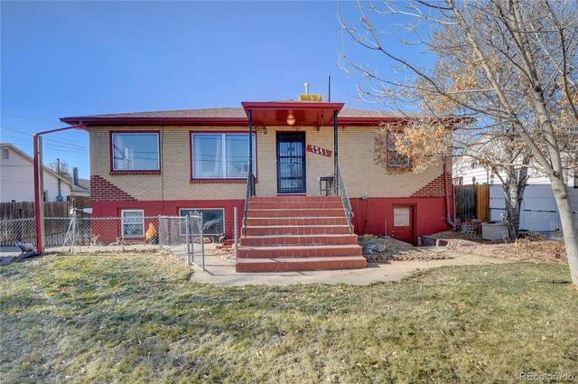 7341 Newton Street A, B, Westminster, CO 80030 (#2449035) :: Portenga Properties - LIV Sotheby's International Realty