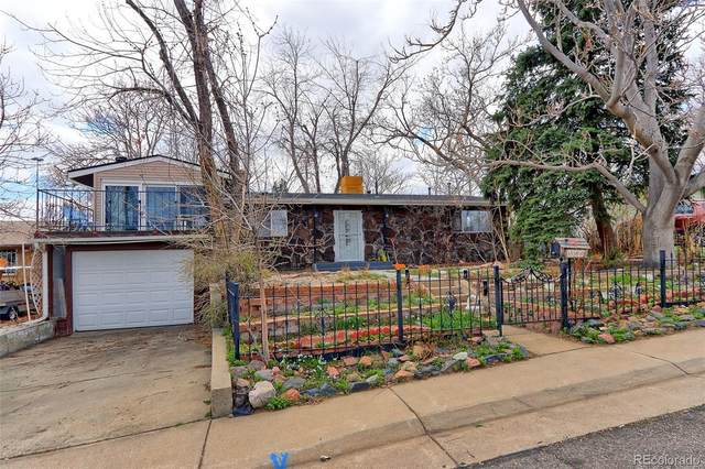 580 Bronco Road, Denver, CO 80221 (#2449063) :: The Healey Group