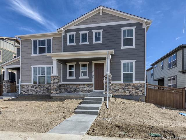 7195 Othello Street, Castle Pines, CO 80108 (#2449452) :: My Home Team