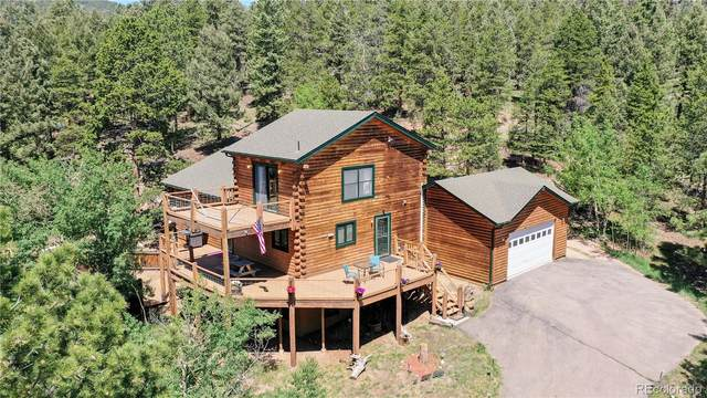 28609 Mountain View Road, Conifer, CO 80433 (#2449540) :: The DeGrood Team
