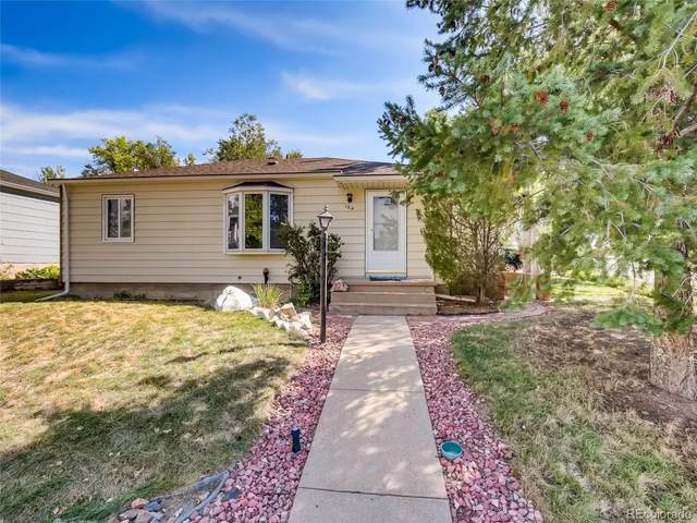 104 Gilbert Street, Castle Rock, CO 80104 (#2449767) :: Briggs American Properties