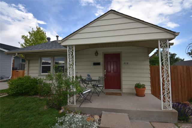 428 King Street, Denver, CO 80204 (MLS #2449878) :: 8z Real Estate