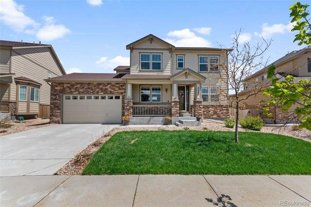 25220 E Arbor Place, Aurora, CO 80016 (#2449997) :: The Heyl Group at Keller Williams
