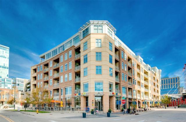 1610 Little Raven Street #515, Denver, CO 80202 (#2450131) :: 5281 Exclusive Homes Realty