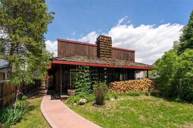 232 Missouri Avenue, Steamboat Springs, CO 80487 (#2450410) :: The City and Mountains Group