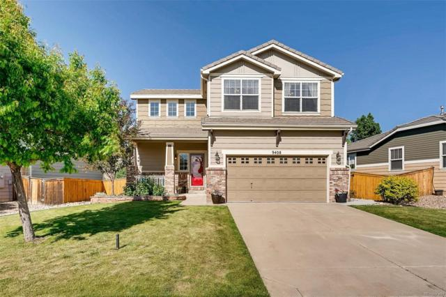 9408 Longstone Drive, Parker, CO 80134 (#2450645) :: The Heyl Group at Keller Williams