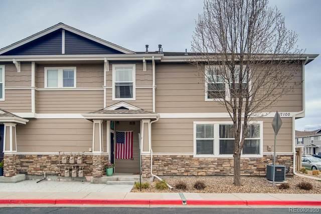 17100 Waterhouse Circle A, Parker, CO 80134 (#2451183) :: Briggs American Properties