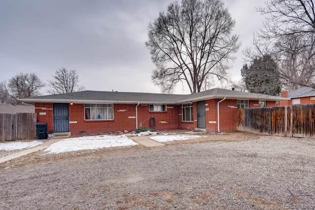 2185 Reed Drive, Lakewood, CO 80214 (#2451230) :: The Peak Properties Group